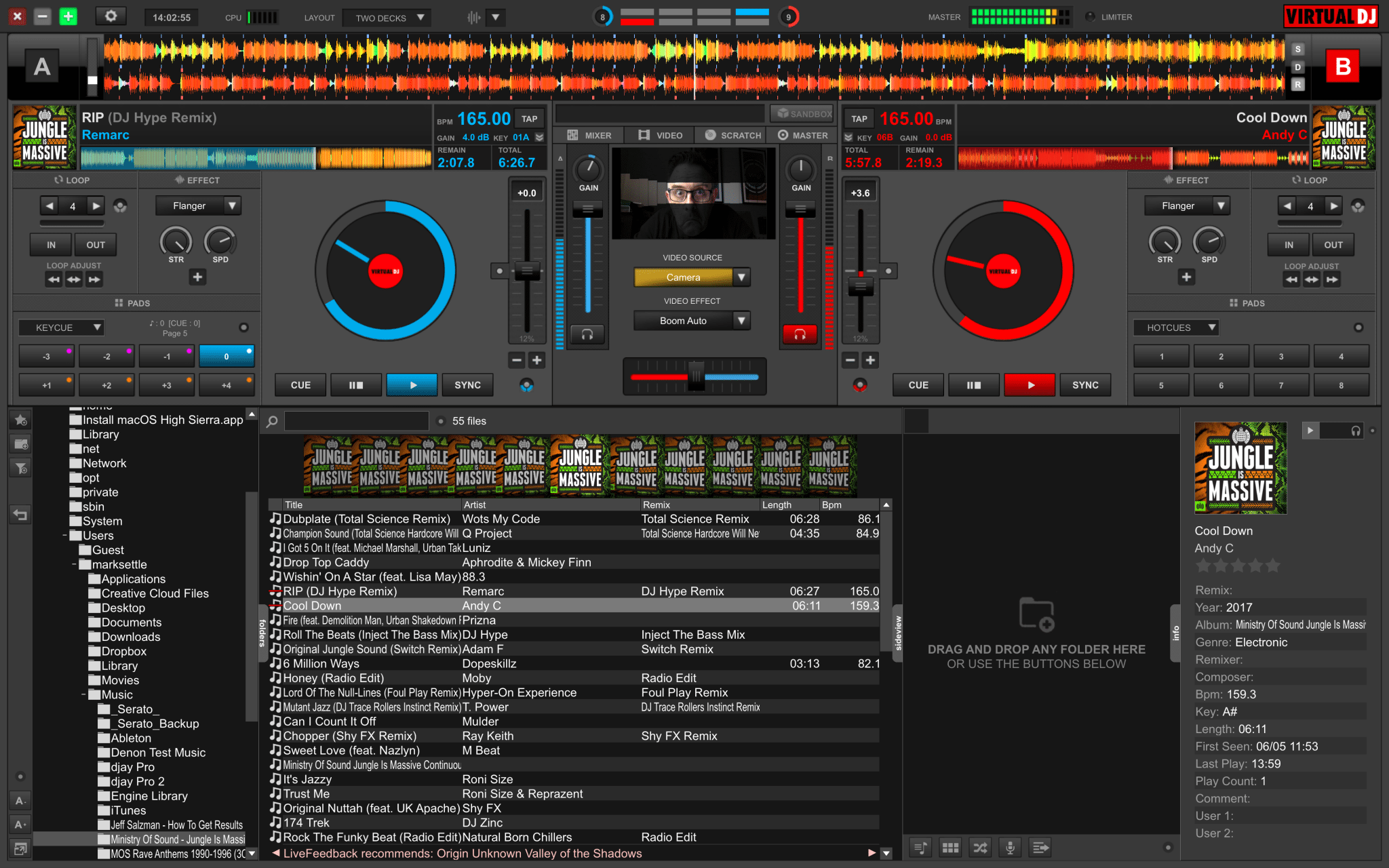 Latest Virtual DJ Software, Update Videoskins and Scratch DNA