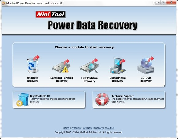 MiniTool-Power-Data-Recovery-Free
